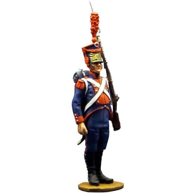 Grand duchy de Varsovie, Legion du nord grenadier