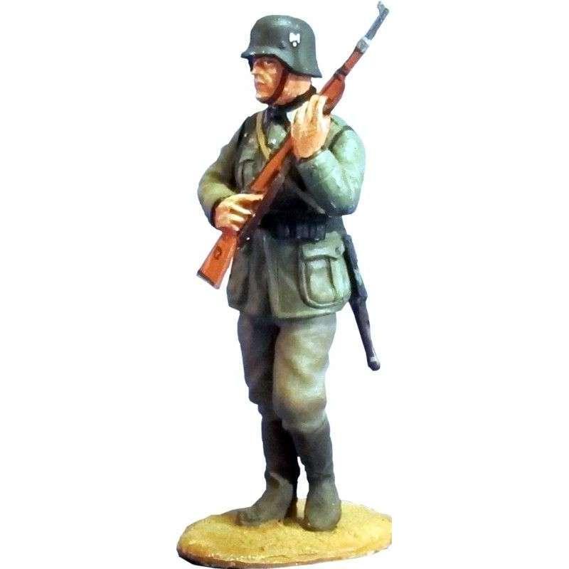 Soldado infantería patrulla Wehrmacht 1