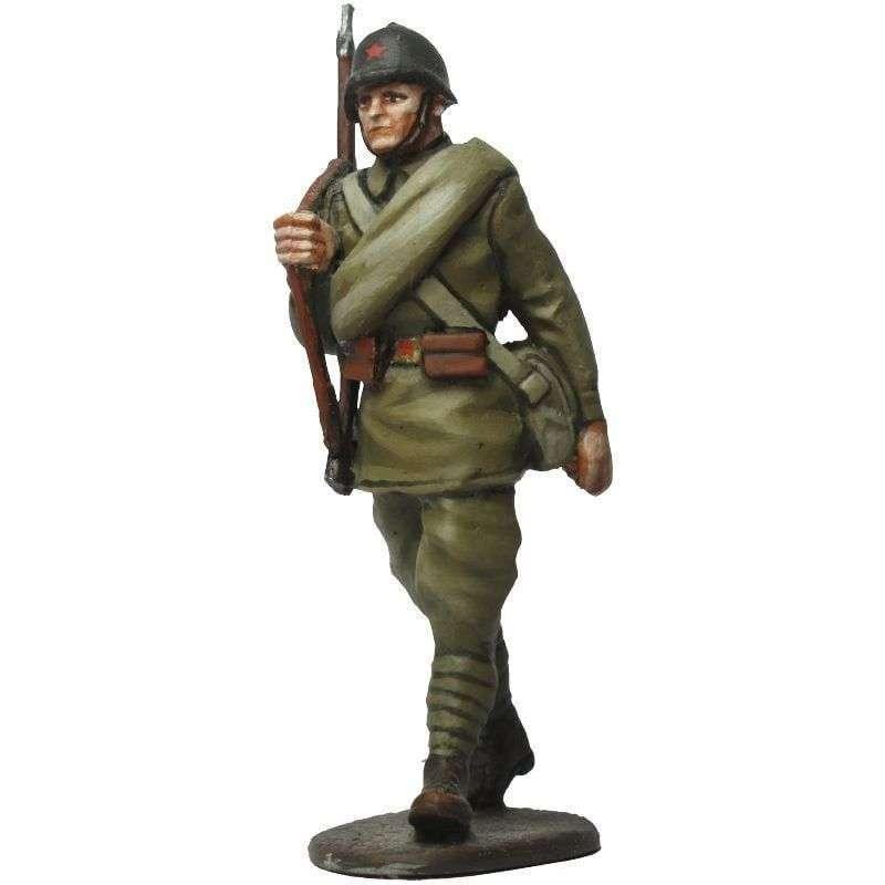 Soldado infantería ruso 1941