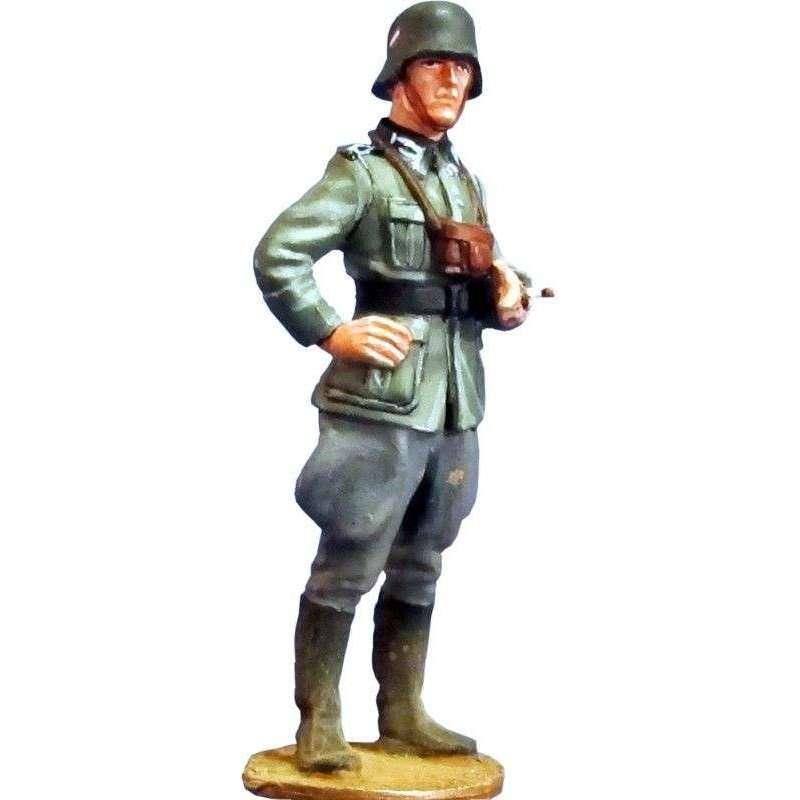 Teniente infantería Wehrmacht