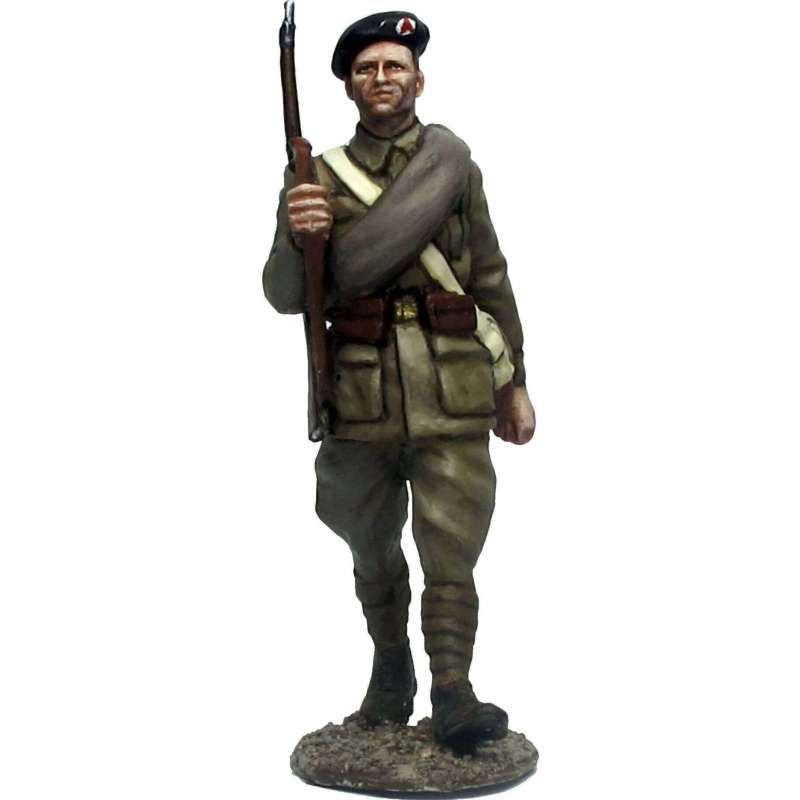 SCW 014 International brigades trooper