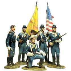 W 047 toy soldier fuerte apache set 1