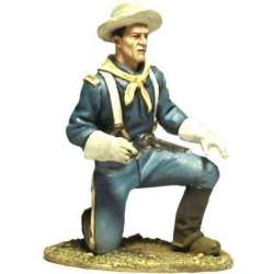 W 048 US cavalry captain fort apache