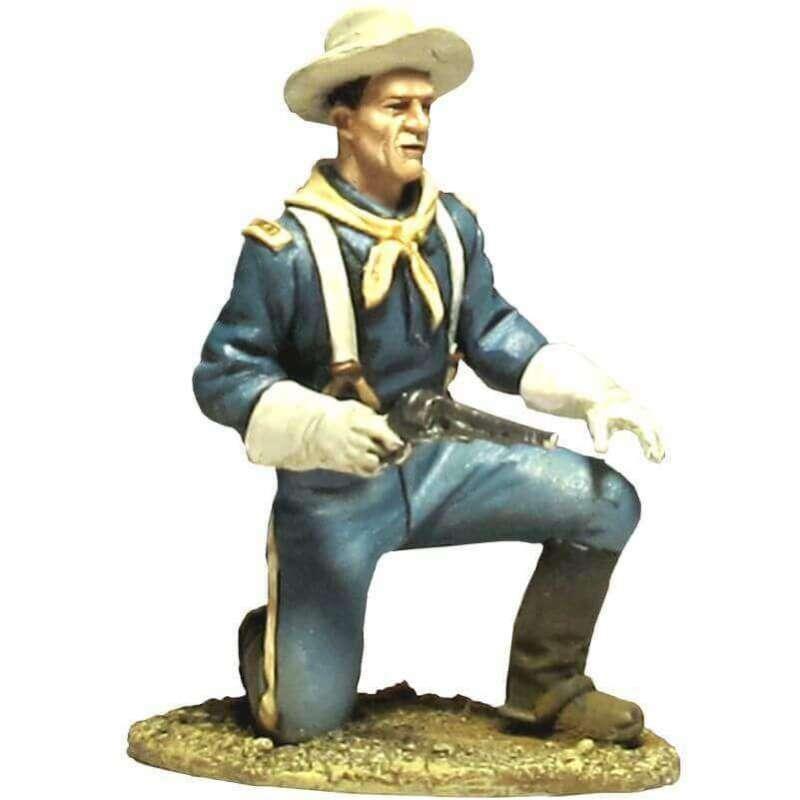 W 048 US cavalry captain fort apache