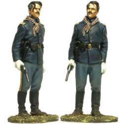 W 050 US cavalry lieutenant colonel fort apache