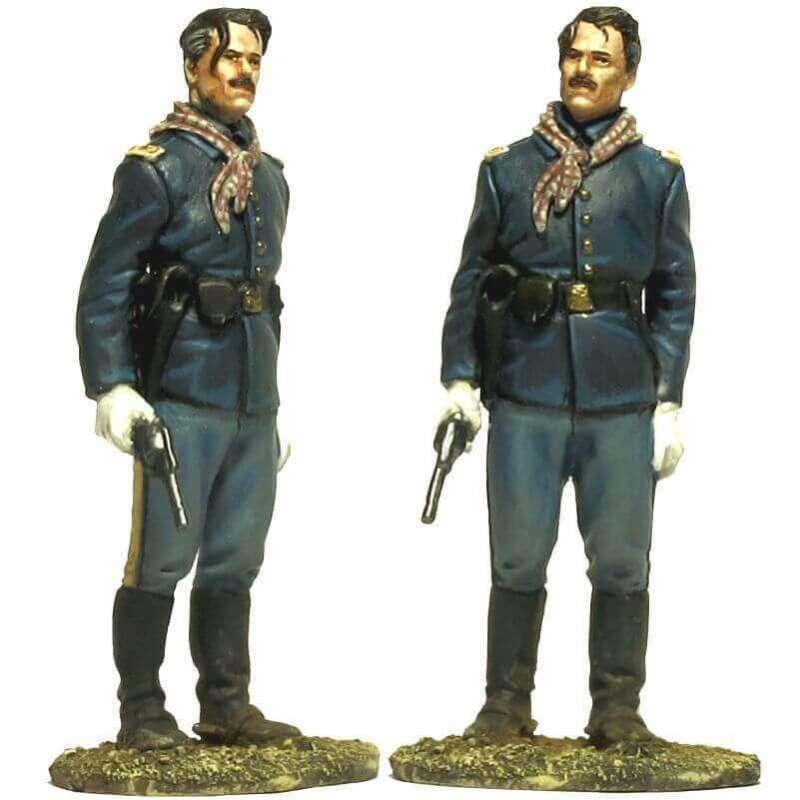 W 050 Teniente coronel caballería fort apache