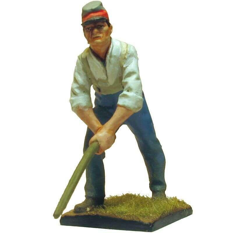 Confederate artilleryman