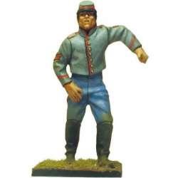 Confederate artillery corporal