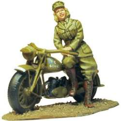 Dispatch rider auxiliary territorial service