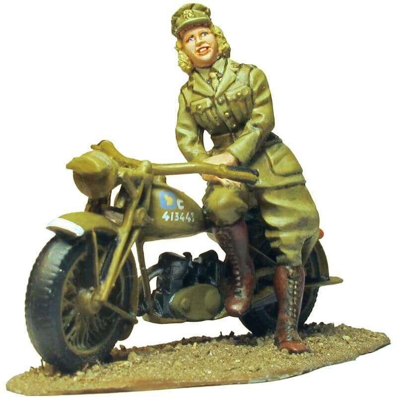 WW 210 Motorista de enlace servicio territorial auxiliar