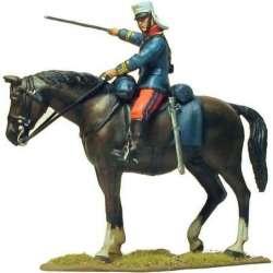 Capitán regimiento Málaga 1888
