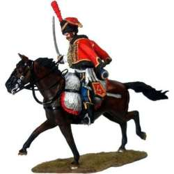 NP 448 Hussar elite escuadron French 4th hussars regiment