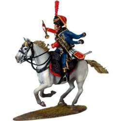 NP 449 Trumpeter elite escuadron 4th french hussars