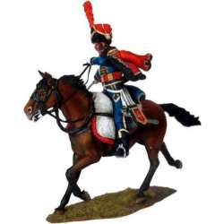 NP 450 Hussar elite escuadron french 4th hussars