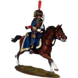 Elite squadron 4th French Hussar Regiment Officer
