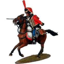 NP 453 Hussar elite escuadron french 4th hussars