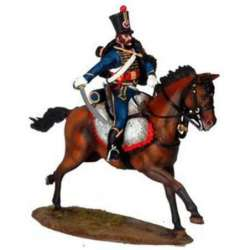 NP 456 Hussar french 4th hussars 1