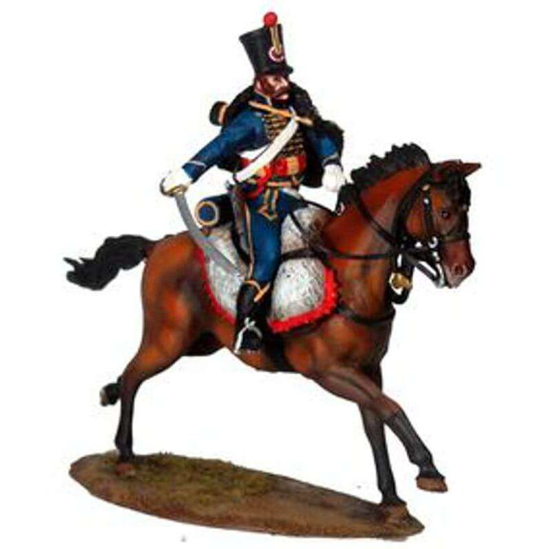 NP 456 Húsar 4º regimiento húsares francés 1