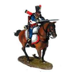 NP 457 Hussar french 4th hussars 3