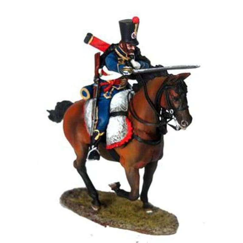 NP 457 Húsar 4º regimiento húsares francés 3