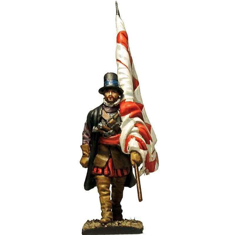 AFD 002 Old Tercio of Zamora Standard bearer 1585