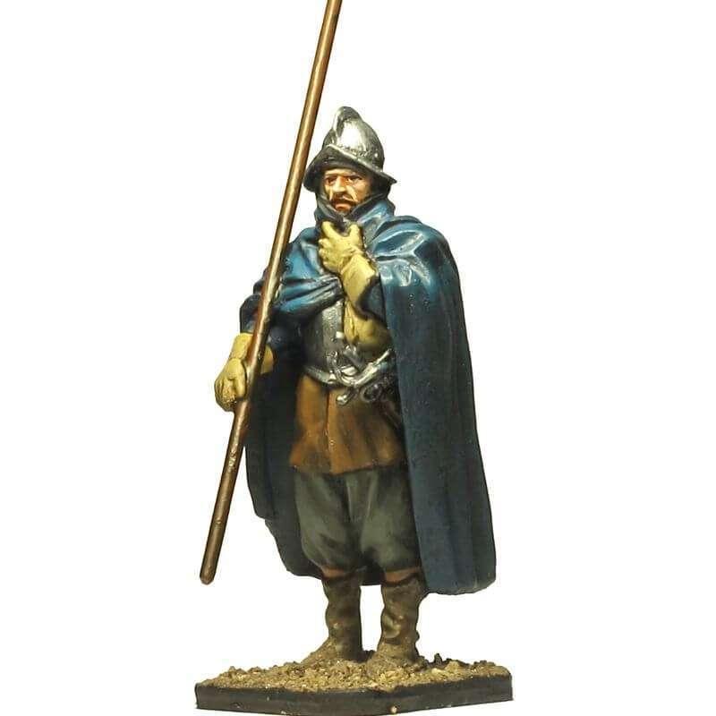 AFD 005 Centinela del Tercio viejo de Zamora Empel 1585