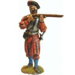 CC 004 toy soldier arcabucero español