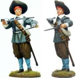 TYW 048 Spanish soldier Rocroi 2