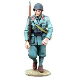 WW 144 toy soldier infantería italiana marchando 1