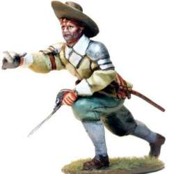 TYW 036 toy soldier rodelero lanzando estocada
