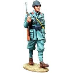 WW 145 toy soldier infantería italiana marchando 2