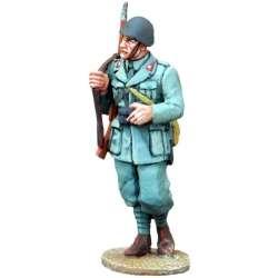 WW 146 toy soldier infantería italiana marchando 3