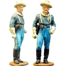 W 005 Coronel caballería Estados Undios