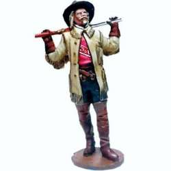 W 019 toy soldier buffalo bill