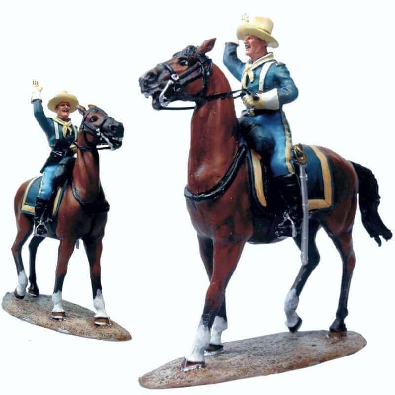 Capitán caballería USA