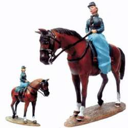 W 026 toy soldier Olivia Dandridge