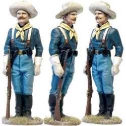 Centinela caballería USA