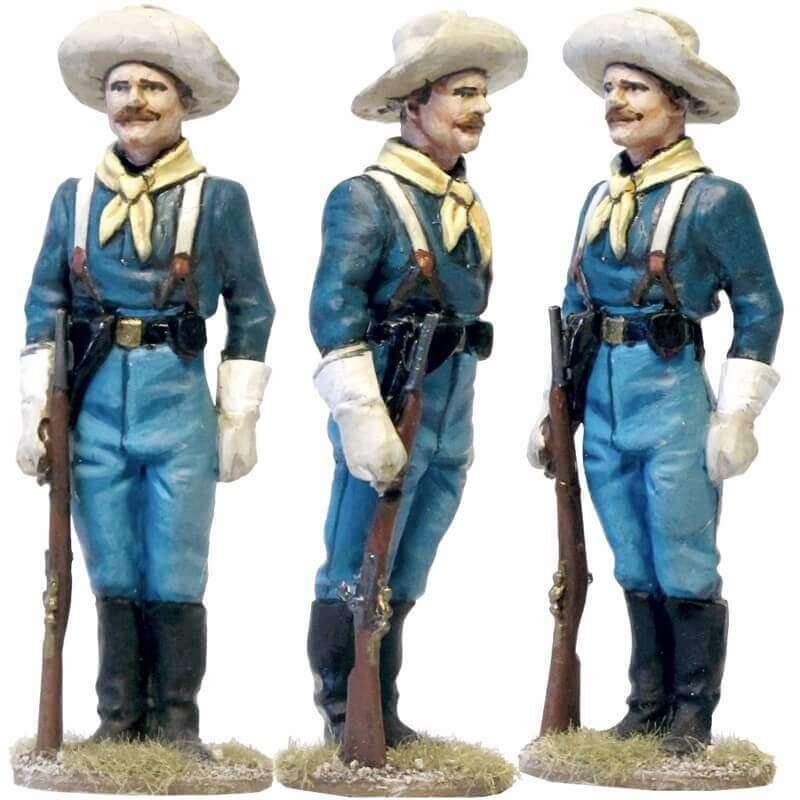 US cavalry sentinel
