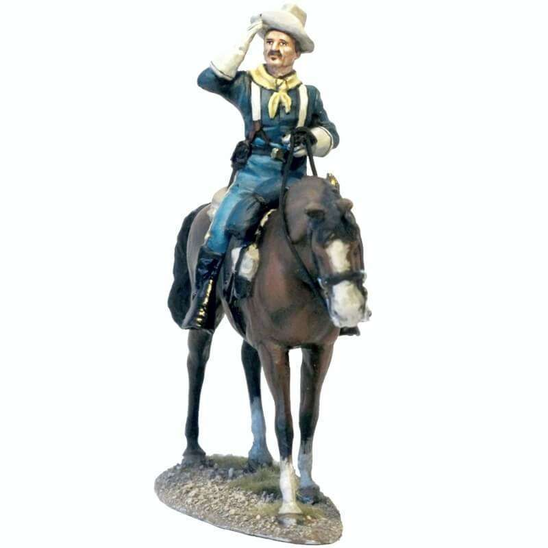 NP 625 FRENCH IMPERIAL GUARD FOOT ARTILLERY WITH RAMROD