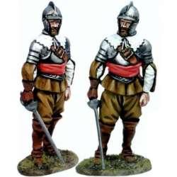 TYW 003 Oficial caballería tercios españoles