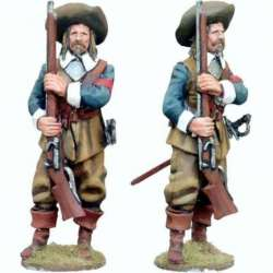 TYW 016 toy soldier musketeer rocroi 2