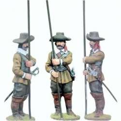 TYW 017 toy soldier pikeman chambergo rocroi