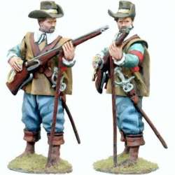 TYW 018 toy soldier mosquetero 3 rocroi