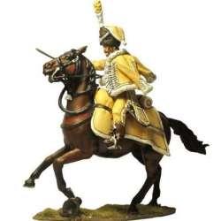 NP 662 Soldado regimiento húsares guardia real Nápoles