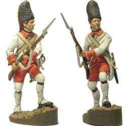 Pensacola 1781 Mallorca regiment grenadier