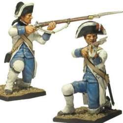 Pensacola 1781 Louisiana infantry regiment fussilier