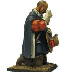 Tercio Bobadilla Officer praying