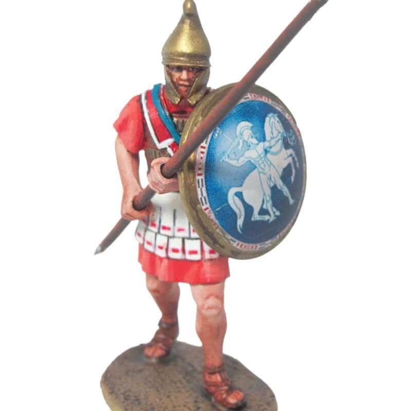 Macedonian phalanx soldier 1
