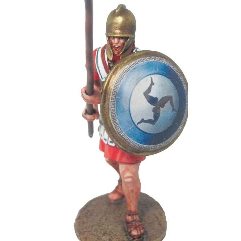 Soldado falange macedonia 2