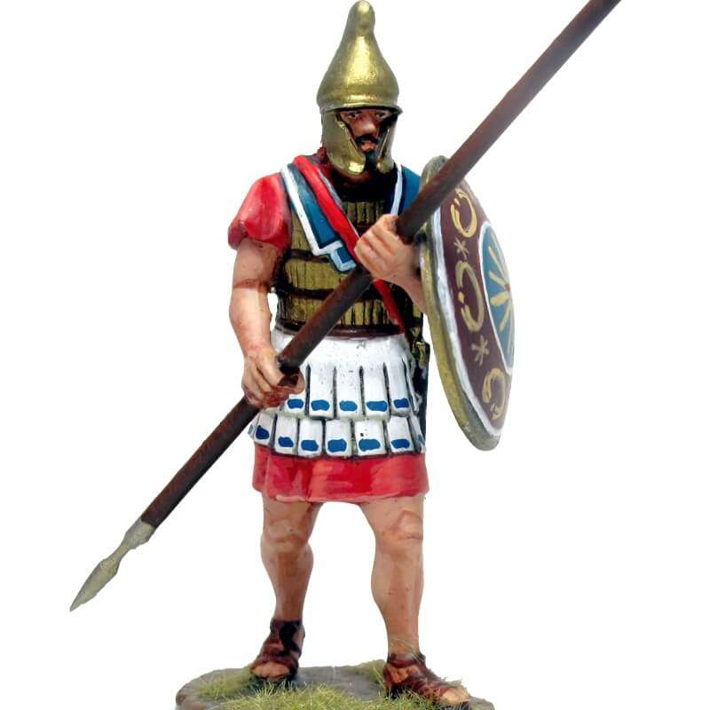 Macedonian phalanx hispapist